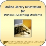 Online Library Orientation for Distance Education Students