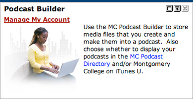 MC Podcast Builder Link